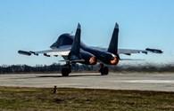 Quân đội Nga nhận lô máy bay ném bom Su-34 đầu tiên trong năm nay