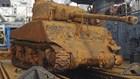 """Quân đội Nga """"vớt"""" được xe tăng cổ của Mỹ"""