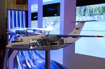 Nga thử nghiệm máy bay vận tải quân sự Ilyushin Il-112V