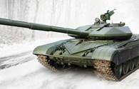 Czech ra mắt phiên bản cải tiến xe tăng T-72