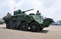 Thủy quân lục chiến Indonesia bắt đầu dùng xe bọc thép chở quân BTR-4M