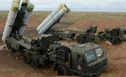 Ấn Độ mua một số trung đoàn tên lửa phòng không S-400 của Nga