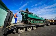 Quân đội Nga tiếp nhận hơn 750 hệ thống vũ khí mới