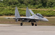 Malaysia tích hợp bom Mỹ với phi cơ chiến đấu Nga
