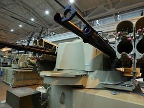 Nga ra mắt tổ hợp pháo - tên lửa Pantsyr-ME trang bị cho chiến hạm