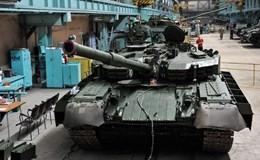 Ukraine gấp rút mua thêm xe tăng Oplot