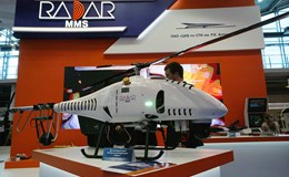 """Nga """"khoe"""" các mẫu trực thăng không người lái tại triển lãm hàng không"""