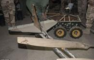 Bên trong công xưởng chế tạo máy bay không người lái của IS