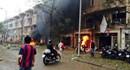 Video cận cảnh hiện trường vụ nổ kinh hoàng tại KĐT Văn Phú