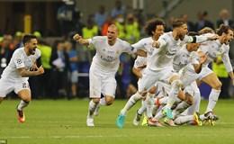 Loạt luân lưu cân não đưa Real lên ngôi vương Champions League 2016