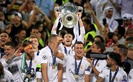 Real vỡ òa trong lễ đăng quang Champions League thứ 11 trong lịch sử