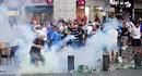 CĐV Anh ẩu đả và gây rối trên đường phố Marseille trước thềm Euro 2016