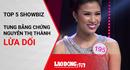 """Top 5 Showbiz: Người mẫu Hồng Quế đi qua tâm bão """"chửa hoang"""""""