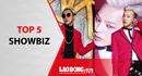 Top 5 showbiz: VTV đăng nhầm hình Sơn Tùng M-TP khi đưa tin về Big Bang