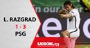 Cavani lập cú đúp, PSG thắng nhàn nhã Ludogorets Razgrad 3 - 1