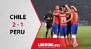 Vidal lập công, Chile chật vật vượt qua Peru 2- 1