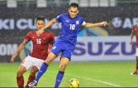 Video: Thái Lan nhọc nhằn giành 3 điểm trước Indonesia