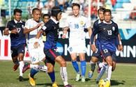 Malaysia chật vật giành chiến thắng 3 - 2 trước Campuchia