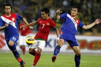 Philippines kiên cường cầm hòa Indonesia 2 - 2