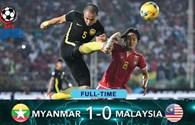 Video: Myanmar giành quyền vào bán kết nghẹt thở trước Malaysia