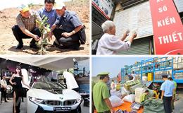 """Kinh tế 24h: Nhà phân phối xe BMW bị tạm dừng thông quan; """"Loạn"""" hàng nhái, hàng giả"""