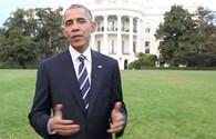 Đi dạo cùng Obama trong khuôn viên nhà Trắng