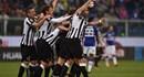 Juventus có chiến thắng tối thiểu trên sân của Sampdoria