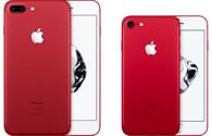 Công nghệ 360: Apple ra mắt iPhone 7 và 7 Plus màu đỏ rực cuốn hút