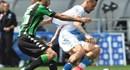 Napoli chật vật cầm hòa 2 - 2 trên sân của Sassuolo