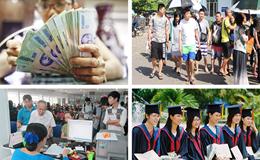 Kinh tế 24h: Lật tẩy chiêu trò của những cửa hàng chỉ phục vụ khách Trung Quốc; Lương sếp HĐQT Vietcombank dự kiến gần 24 tỉ đồng