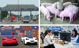 """Kinh tế 24h: Giải Jackpot bớt """"khủng"""", Vietlott vẫn gặt nghìn tỉ; nguồn gốc lô 30 xe sang Lexus biếu tặng bất thường"""