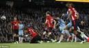 Video Man City chia điểm với MU trong trận derby căng thẳng và máu lửa