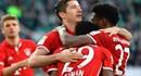 Đại thắng Wolfsburg 6 - 0, Bayern lên ngôi vô địch Bundesliga lần thứ 5 liên tiếp