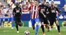 Atletico thắng tưng bừng 5 - 0 trên sân Las Palmas