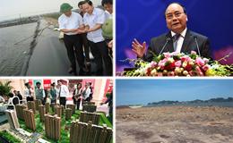 """Kinh tế 24h: 60 dự án BĐS """"bị dính"""" thông tin thanh tra; Ồ ạt lấn đảo Tuần Châu"""