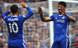 Chelsea đại thắng Sunderland 5 - 1 trong ngày đăng quang ngôi vương