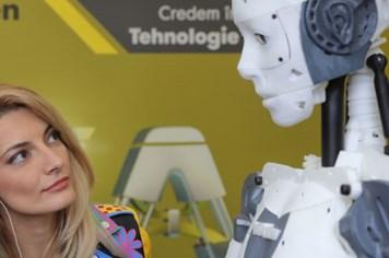 Công nghệ 360: DIY Robot sử dụng công nghệ in 3D lần đầu ra mắt công chúng