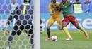 Hòa 1 - 1, Cameroon và Australia níu chân nhau ở cuối bảng B Confed Cup 2017