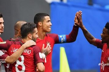 Đại thắng New Zealand 4 - 0, Bồ Đào Nha giành vé vào bán kết Confederations Cup