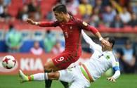 Bồ Đào Nha có chiến thắng đầy cảm xúc 2 - 1 trước Mexico để giành HCĐ Confederations Cup