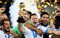 Video: Thắng Chile tối thiểu 1 - 0, Đức lên ngôi vô địch Confed Cup