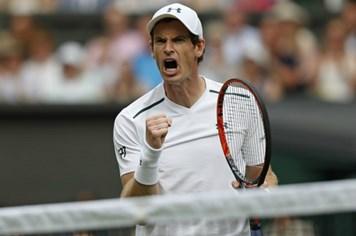 Murray thắng cách biệt 3 - 0 trước Bublik ở Vòng 1 Wimbledon