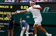 Federer có chiến thắng nhàn hạ 2 - 0 trước Dolgopolov (Vòng 1 Wimbledon)