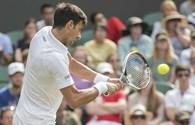 Thắng thuyết phục Mannarino 3 - 0, Djokovic tiến vào tứ kết Wimbledon