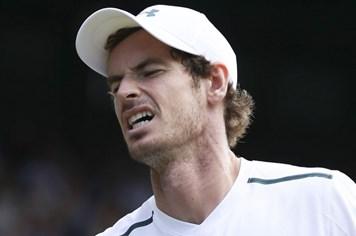 Thua đau Querrey 2 - 3, Murray chính thức trở thành cựu vương Wimbledon
