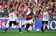 Đẳng cấp vượt trội, Arsenal thắng áp đảo Sydney Wanderers 3 - 1