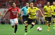 Messi Thổ Nhĩ Kỳ lập công, Dortmund thắng Urawa Reds 3 - 2