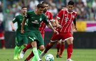 Đội hình 2 của Bayern đè bẹp Werder Bremen 2 - 0 ở Telekom Cup mùa hè 2017