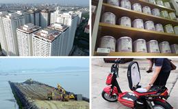 Kinh tế 24h: Sai sót ở dự án đường ôtô vượt biển dài nhất Việt Nam; MINISO đánh đố người tiêu dùng