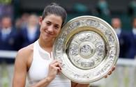 Thắng chóng vánh Venus sau 2 set, Muguruza trở thành nữ hoàng mới của Wimbledon